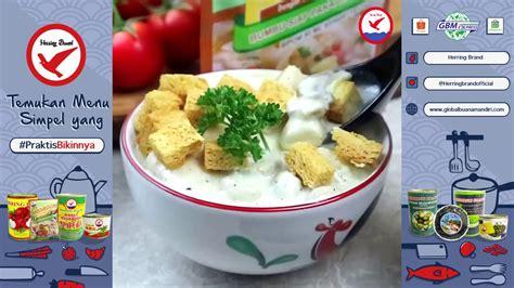 4 bh jagung muda, sisir 150 gr jamur shimeji (jamur putih) 1 sdt garam 1 sdt lada 2 sdt tepung. Resep Simple Sup Krim Jamur Ala Herring - YouTube
