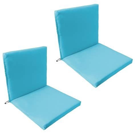 coussin de chaise extérieur arrière siège imperméable extérieur chaise coussin
