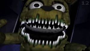 FNAF 1 2 3 4 ALL JUMPSCARES | Five Nights at Freddys 1 2 3 ...
