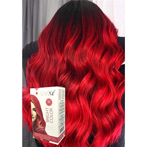 top bright red hair dyes topproreviews