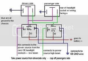 Wiring Pre Circuit Diagram  Automobile Power Window
