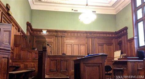 chambre des appels correctionnels comment assister à un procès au palais de justice de