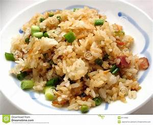 Fried Rice On Chinese Plate Stock Photography - Image: 8114882