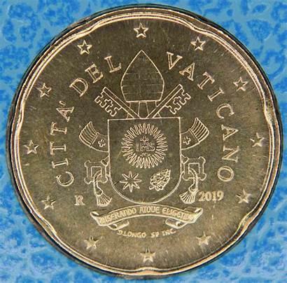 Coin Vatican Cent Euro Coins Tv