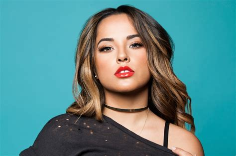 Becky G On Singing Reggaeton As A Mexican & What She Would