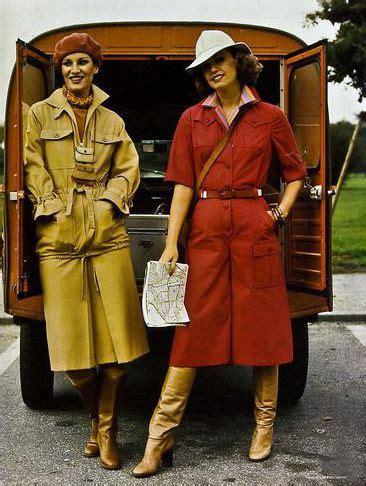 siebziger jahre kleidung neue mode 1977 vintage stiefelm 228 use in 2019 neue