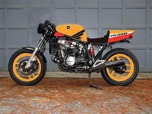 1985 Honda Vf700s Sabre Cafe Project