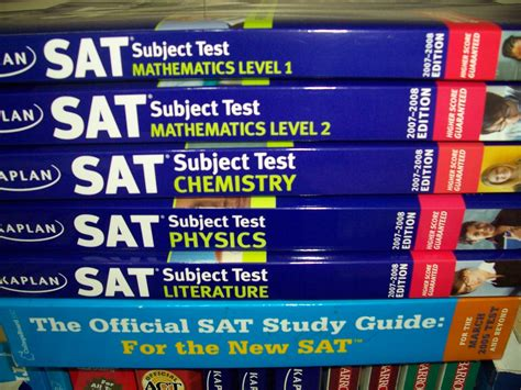 Cracking The Sat Subject Tests