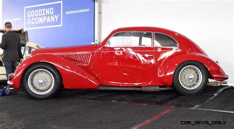 1938 Alfa Romeo 6c 2300 B Mille Miglia Related Infomation