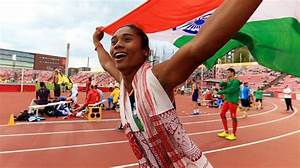 Hima Das: Love for speed helps Assam teenager defy the ...