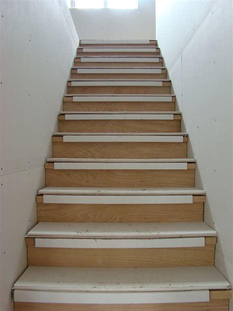Building Walnut Farm Stairs
