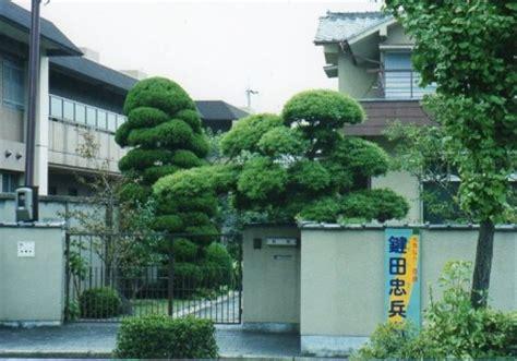 Japanischer Garten Eingangstor by Japanischer Garten Baumgestaltung In Japan
