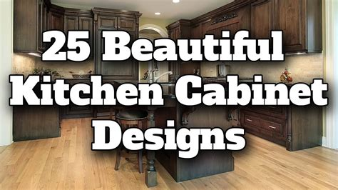 Ideas For Kitchen Cupboards by 25 Beautiful Kitchen Cabinet Design Ideas For Kitchen