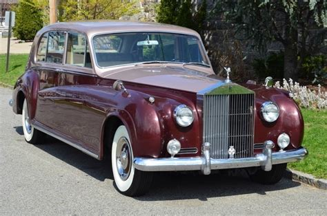 1960 Rollsroyce Phantom V