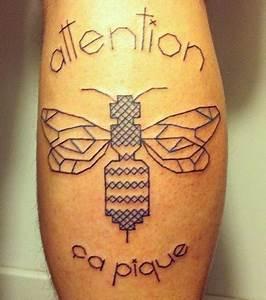 Croix Tatouage Homme : d couvrez le tatouage point de croix par mariette ~ Dallasstarsshop.com Idées de Décoration