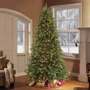 Non Needle Drop Christmas Tree