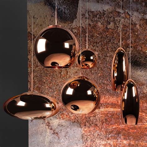 copper pendelleuchte von tom dixon connox