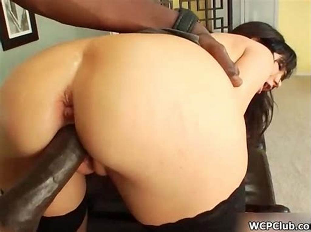 #Busty #Brunette #Gets #Her #Pink #Pussy #Pounded #By #An #Huge