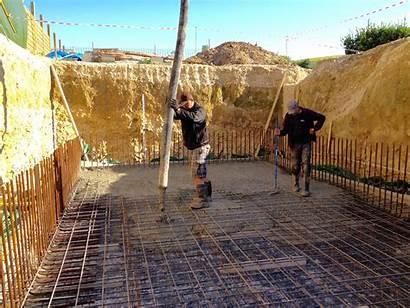 Foundation Raft Foundations Concrete Steel