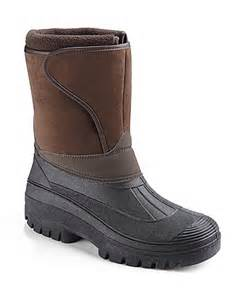 Men's Snow Boots Clearance