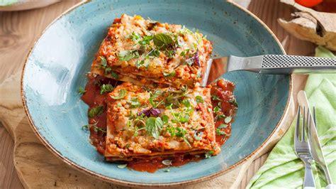 lasagne mit gemuesebolognese zdfmediathek