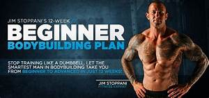 Jim Stoppani U0026 39 S 12-week Beginner-to-advanced Bodybuilding Plan