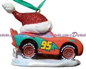 dizdude com disney pixar quot cars quot lightning mcqueen christmas ornament dizdude s webstore