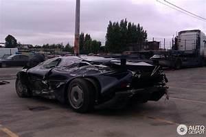 Voiture Accidenté : les 20 crash de supercars les plus chers au monde ~ Gottalentnigeria.com Avis de Voitures