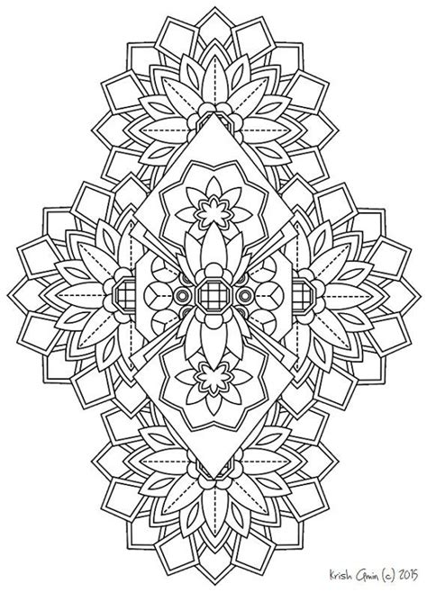 Doodling Kleurplaten by Mandala Coloring Page From Zen Out Vol 1