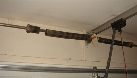 how to install garage door springs garage door replacement service a1 garage door repair