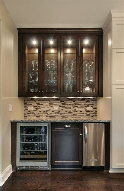 Bar Built In by Room Same As Tv Wall Other Side Of Arch Make
