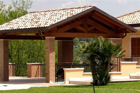 strutture per gazebo legno strutture aprilia tetti in legno tettoie