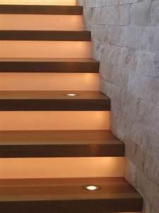 Modern Stair Lighting Modern Staircase Denver By