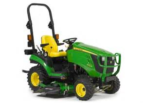 sub compact utility tractors 1025r tractor john deere us
