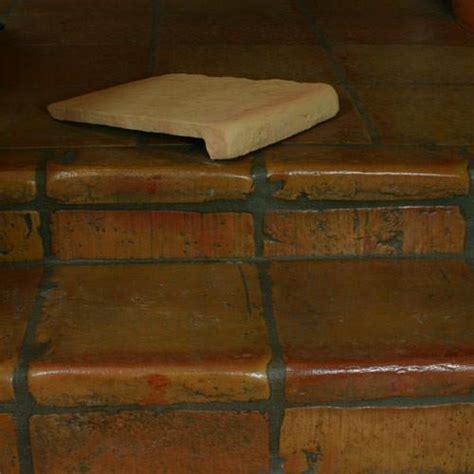 "Stair Coping , Antigua  10"" width, Mexican Saltillo Floor"