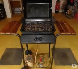 barbecue gaz pierres lave clasf