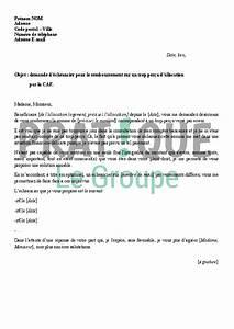 Contestation Fourriere Remboursement : modele lettre trop percu pole emploi document online ~ Gottalentnigeria.com Avis de Voitures