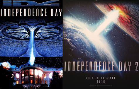 Take A Look At The Poster For Independence Day 2