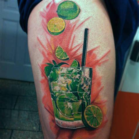 caipirinha tattoo  tattoo design ideas