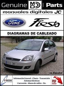 Diagramas Sistema El U00e9ctrico Ford Fiesta Power 2002 - 2007