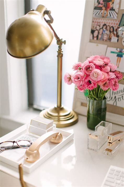 Office Desk Flowers by Pink Office Inspiration Feng Shui Color The Tao Of