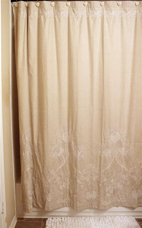 anthropologie shower curtain anthropologie gusto grace
