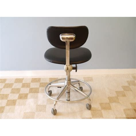 bureau vintage industriel chaise bureau vintage industrielle roulettes la maison retro