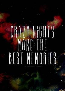 #Crazy, #Nights... Awesome Party Night Quotes