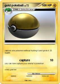 Pokemon gold pokeball