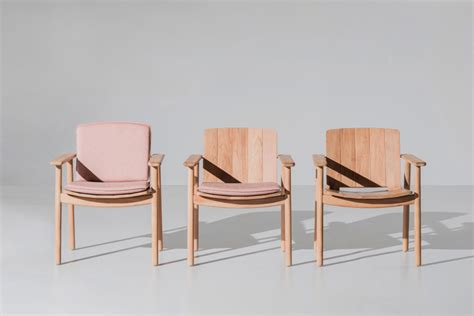 chair cusions jasper morrison characterizes riva collection for kettal