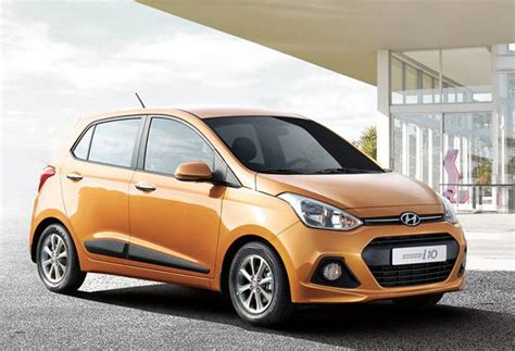 Hyundai I10 Price In India by Hyundai Grand I10 Spotted On Test Run In India Expected
