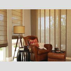 Atlanta Ga Roman Shades, Woven Woods, Tropical Bamboo, Georgia