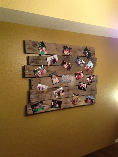 fantastic diy pallets wall art ideas
