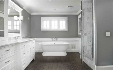 gray master bathroom ideas 20 amazing color schemes for bathroom interiors Gray Master Bathroom Ideas